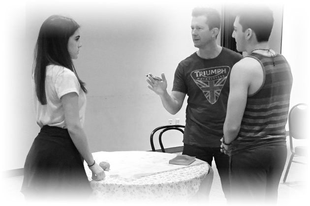 Jason Gillman | The Broadway Artists Intensive