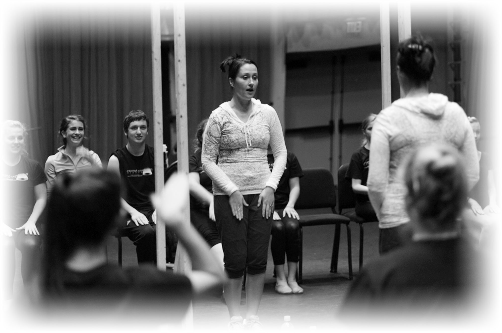 Cara Kjellman The Broadway Artists Intensive