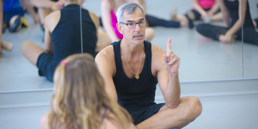 Jerry Mitchell The Broadway Artists Intensive