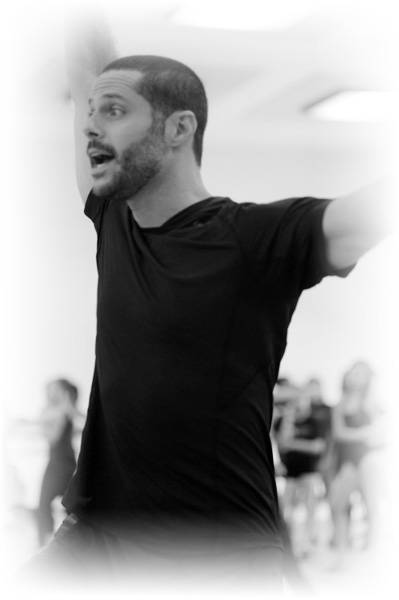 Joshua Bergasse The Broadway Artists Intensive