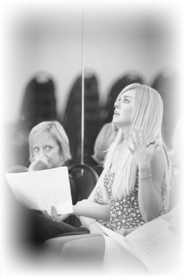 Laura Bell Bundy - The Broadway Artists Intensive