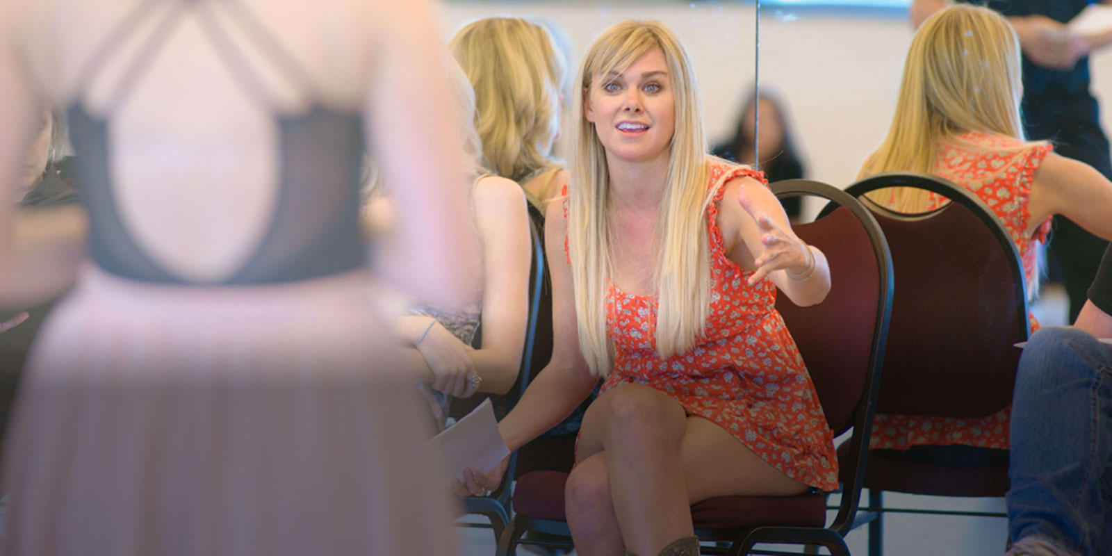 Laura Bell Bundy The Broadway Artists Intensive