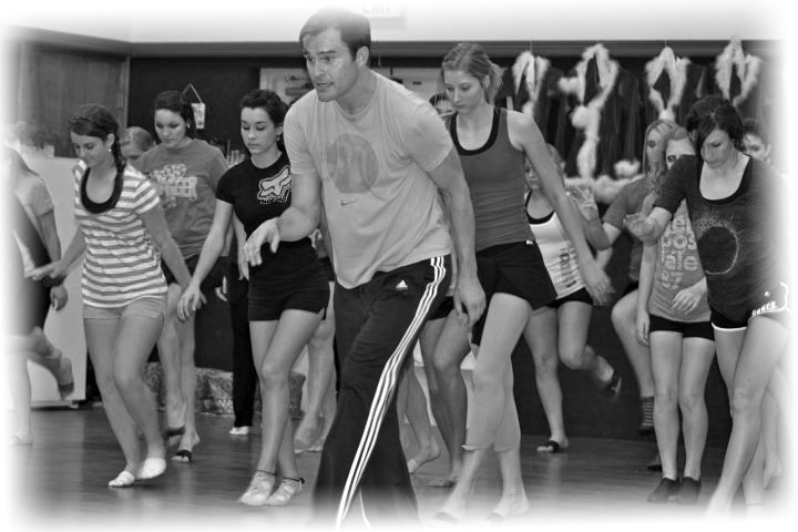 Brad Anderson - The Broadway Artists Intensive