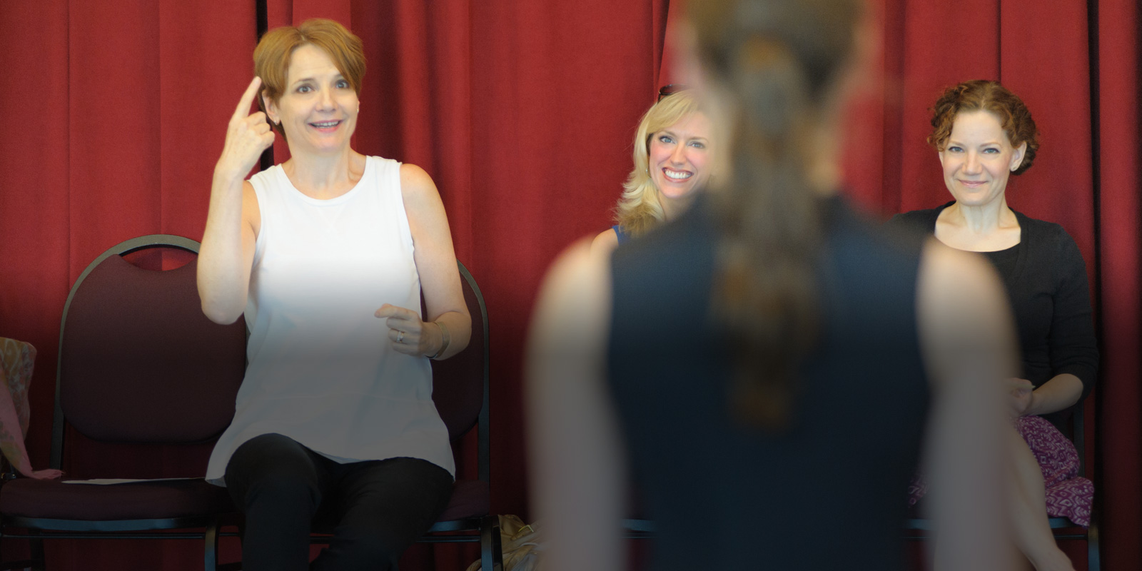 Tara Rubin The Broadway Artists Intensive