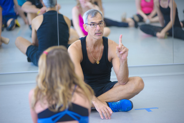 Jerry Mitchell - The Broadway Artists Intensive