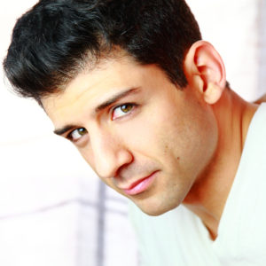 Tony Yazbeck | The Broadway Artists Intensive